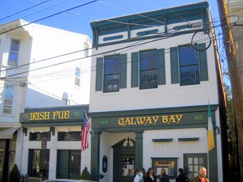 Galway Bay Irish Pub A Casual Experience