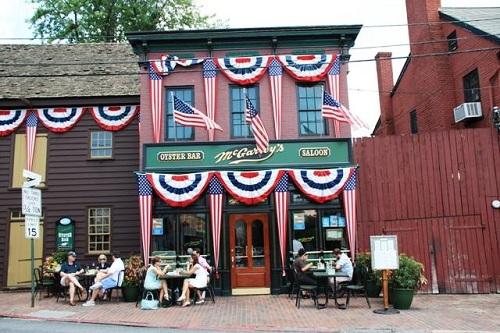 Mcgarvey S Saloon