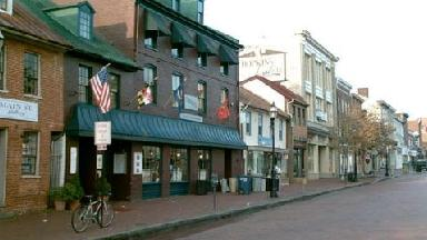Main Street Annapolis Restaurants